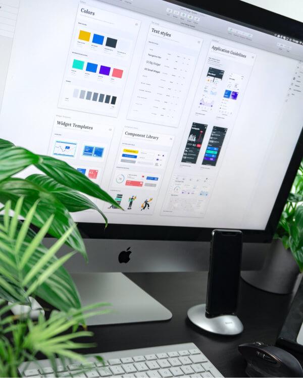Studio Slof - webdesign